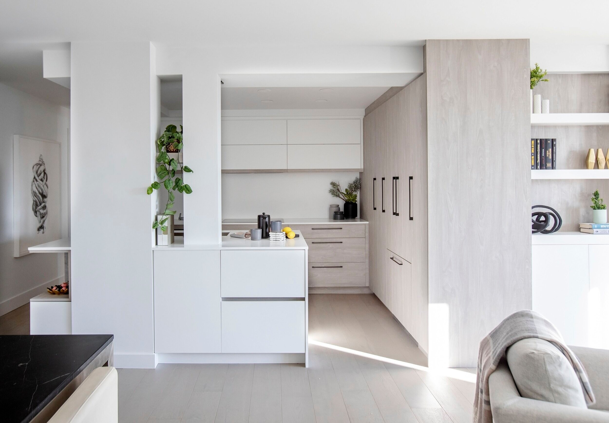 Cambie-Kitchen - Alvan Homes - Home Renovation Vancouver